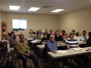 Smiling Faces At Grace Bible Fellowship_07.27.14